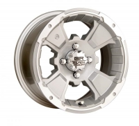 Диски для квадроцикла Carlisle Black-Rock Intruder 4/137 5+2 12x7 Machined 110S273643 комплект