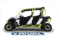 Cиловой обвес BRP (Can-Am) Maverick 1000DS/Turbo Max 2015-