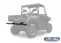 Бампер задний POLARIS Polaris Ranger XP 1000 с 2018г RIVAL 444.7464.1